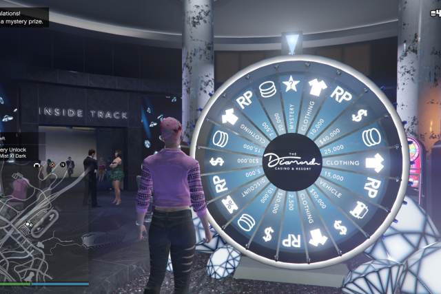 GTA's Online Casino Is a Great Start Even If You Aren't Rich