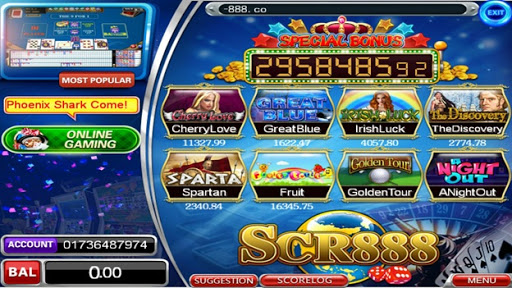 TIPS TO WIN SCR888 SLOTS